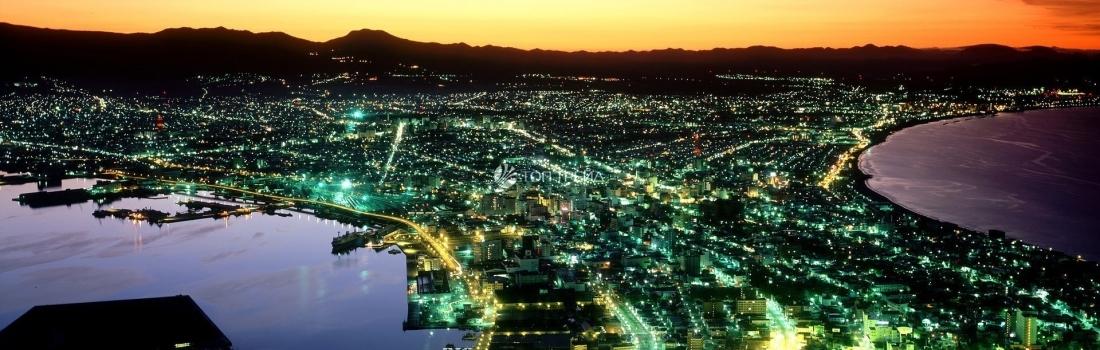 Наружное освещение городов