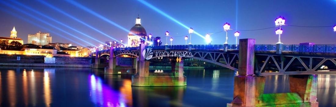 Ночное освещение города – источники света, нормативы, основы светодизайна
